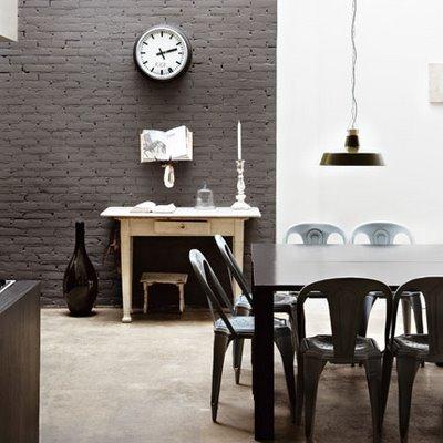 I d e a cocinas con ladrillo visto for Ladrillos falsos decorativos