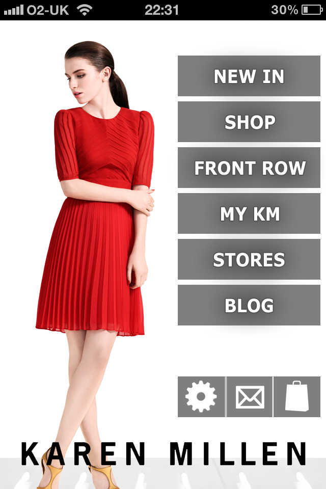 Karen Millen app