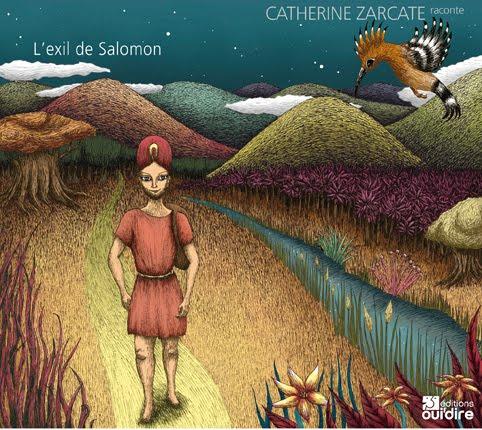 Illustration pour une pochette de CD parût aux éditions Oui'dire en Décembre 2011.