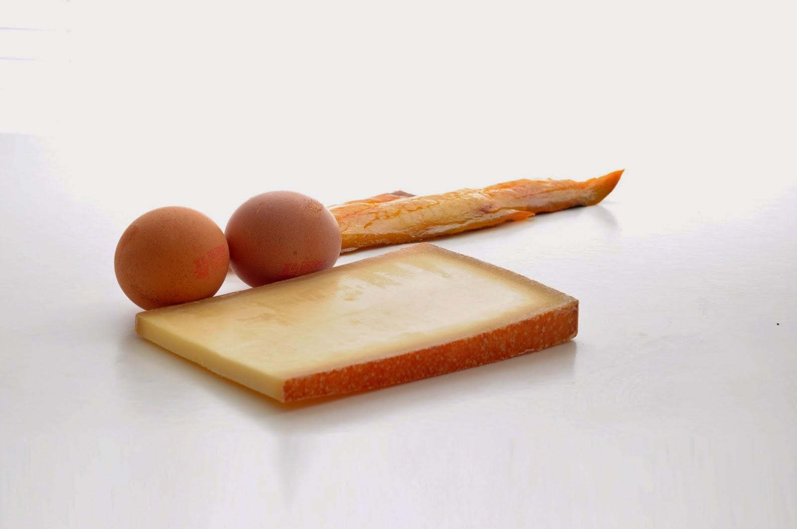 Omelette Arnold Bennett ~ Simple Food