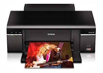 impresoras epson artisan 50 reseteo de almohadillas