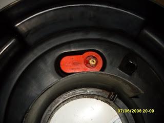 Limpeza do sistema de ventilação positiva do Cárter - Monza, Kadett, Vectra A 012
