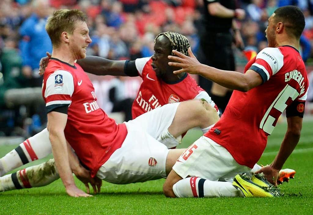 Arsenal 2014