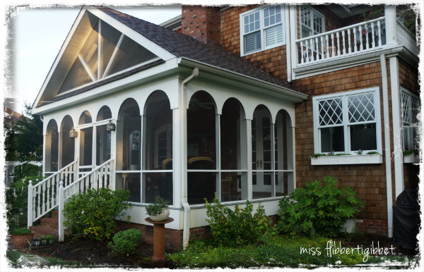 porch.jpg Classic Shingle style in Virginia home tour