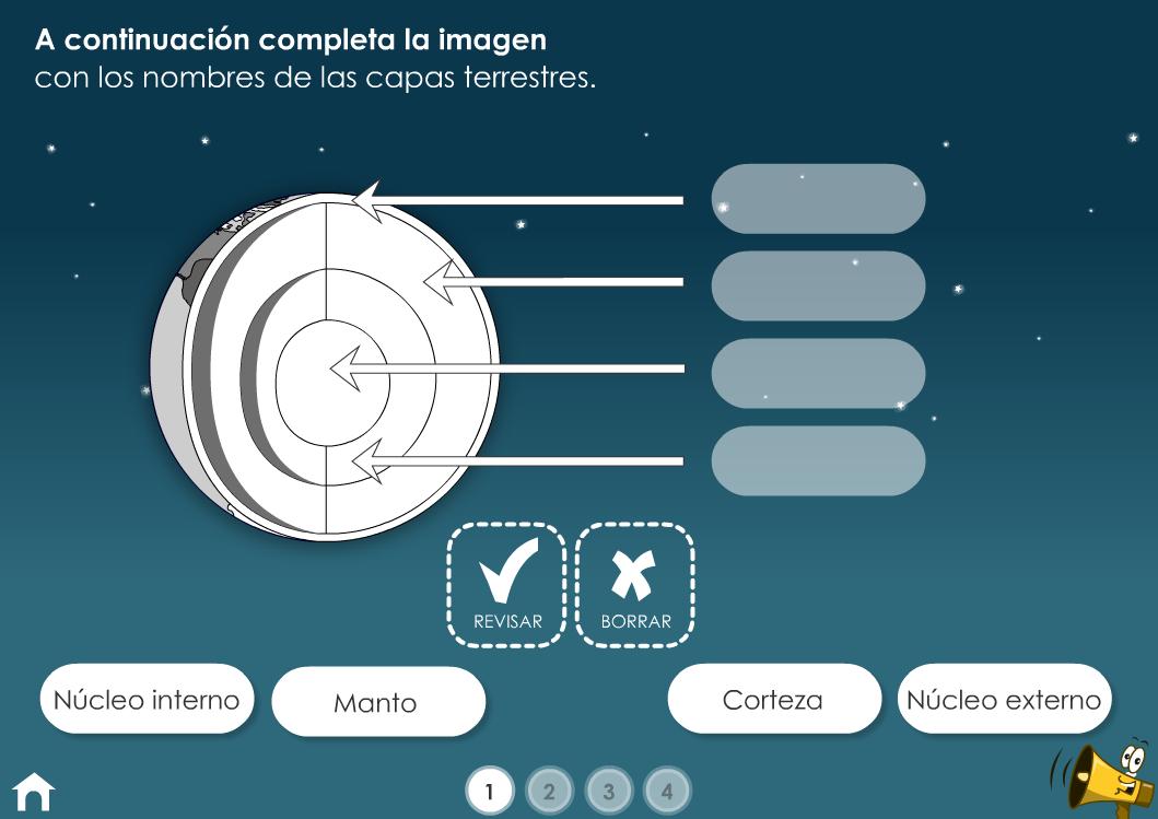 http://www.primerodecarlos.com/TERCERO_PRIMARIA/noviembre/Unidad5/actividades/cono/capas_tiera.swf