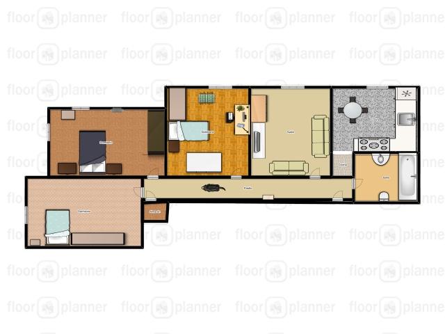 El blog de alejandro plano de mi casa for Planos para mi casa