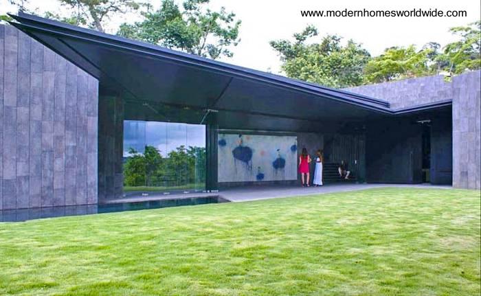 Arquitectura de casas modernas y contempor neas por pa ses for Casa moderna corea