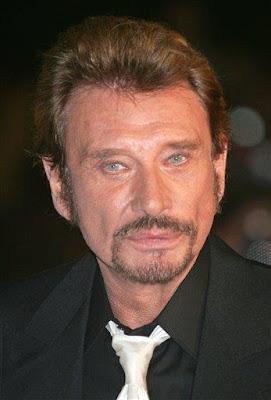 Johnny Hallyday actores de peliculas