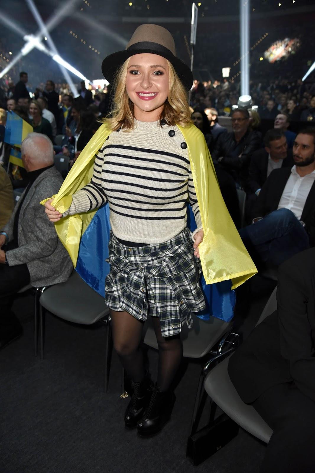 Good, support. upskirt hayden panettiere skirt agree, this