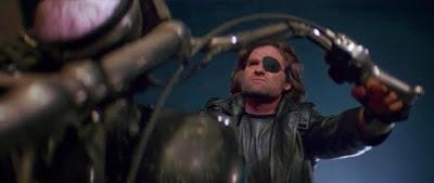 Kurt Russell in Escape from LA