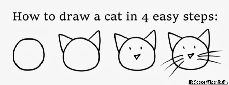 News From The Studio How To Draw A Cat