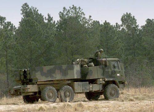 Sistem Roket Artileri Mobilitas Tinggi