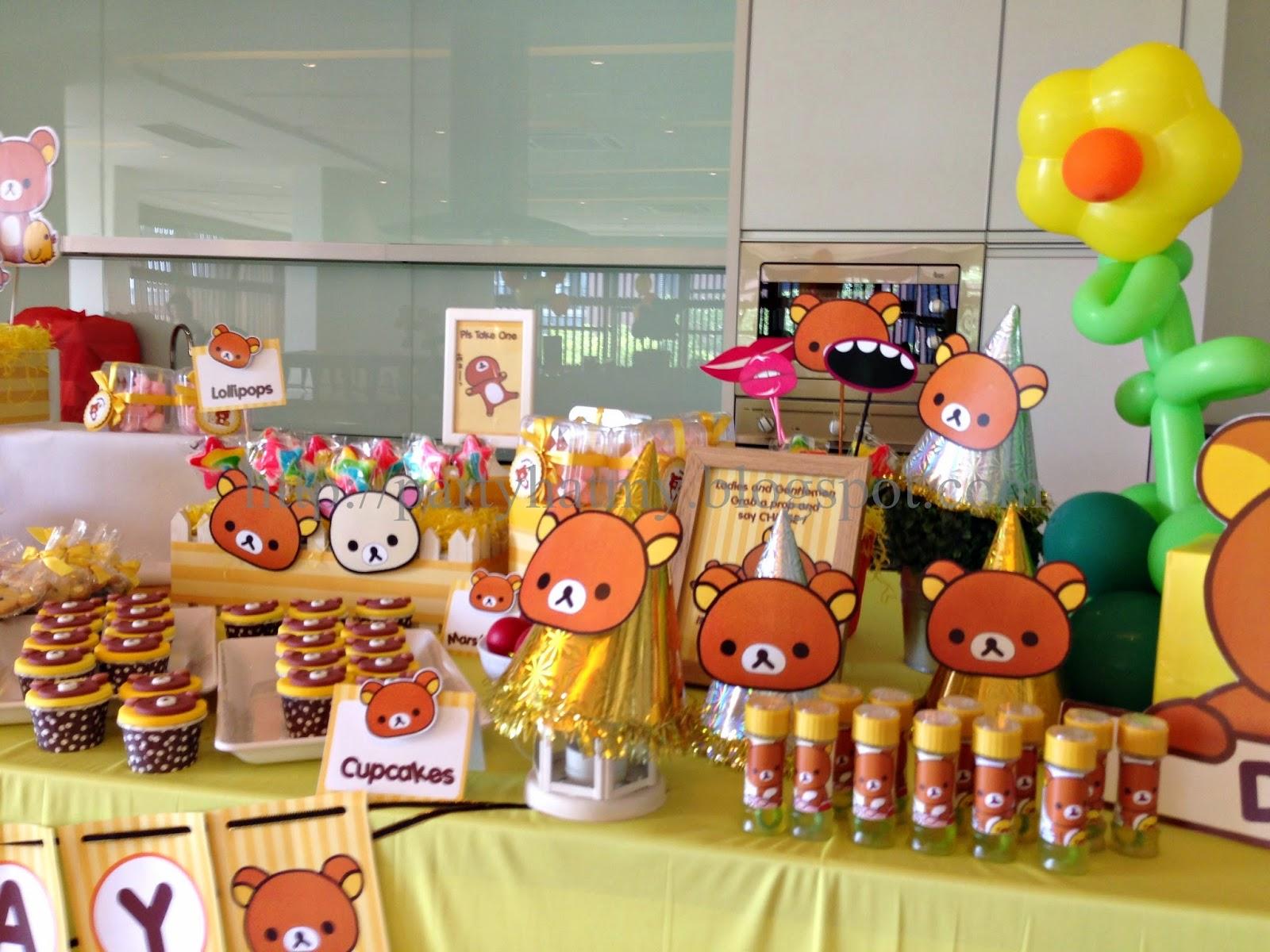 Party Hat Rilakkuma Party For Daphne