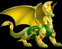 imagen del sylvan dragon