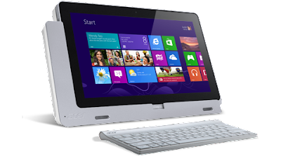 Acer Iconia W700, Tablet Windows 8 Performa Terbaik