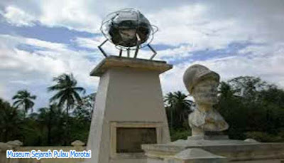 Museum Perang Dunia II Di Pulau Morotai