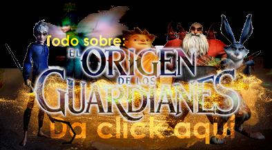 """Todo sobre """"El origen de los guardianes"""""""