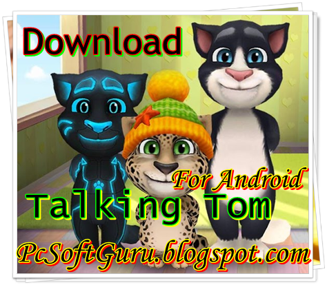 Download My Talking Tom 1.0 APK For Android