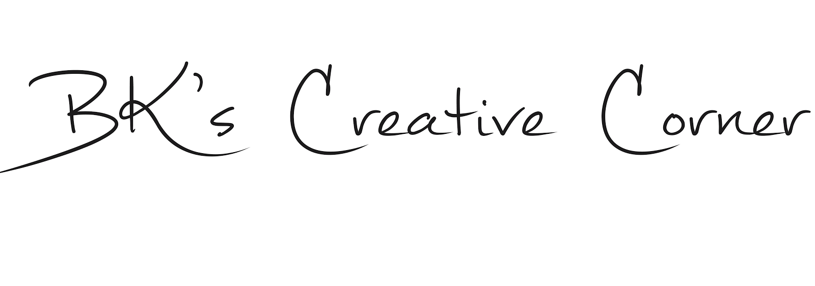 BK's Creative Corner