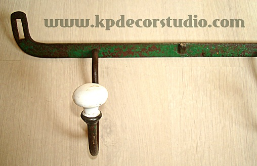 comprar perchero de pared antiguo, buy rack forgin, comprar pechero velho