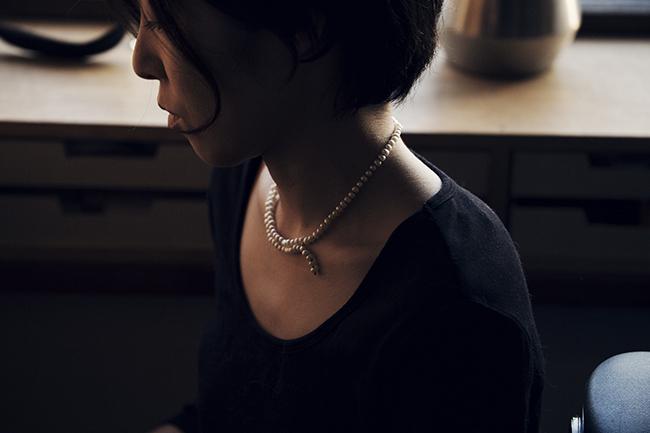 SU スウ ジュエリー jewelry ネックレス パール