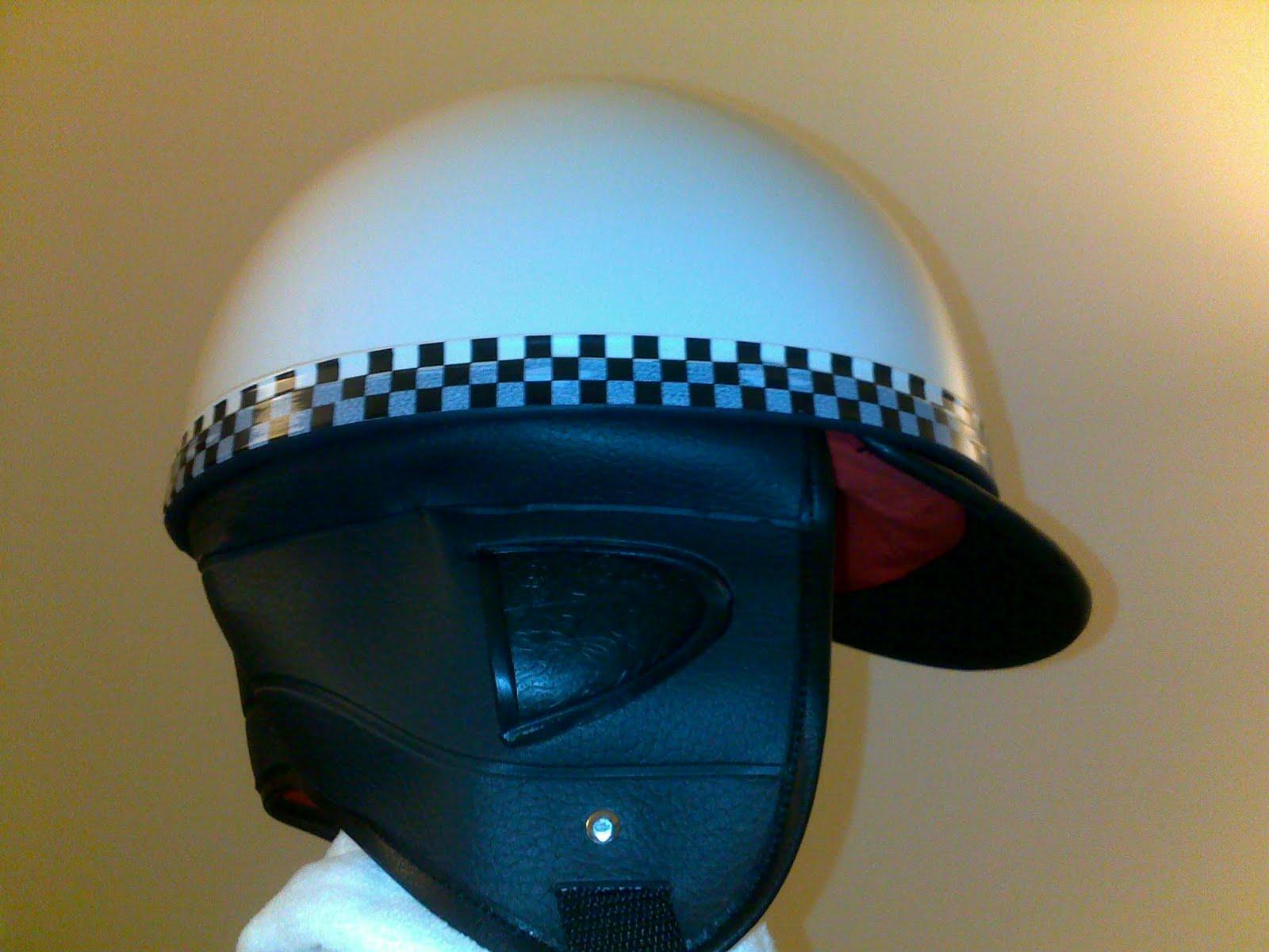 diana NDN Tenho uns capacetes antigos que me foram oferecidos, que gostaria de os recuperar, já ouvi falar de um senhor para os lados de Lisboa, que os recupera, ...