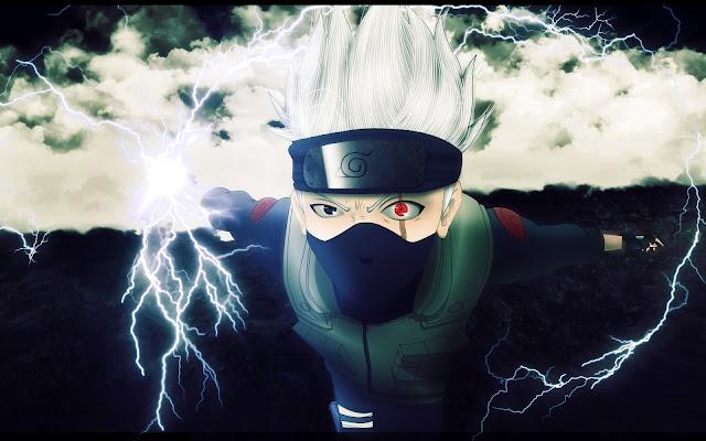 Kakashi Hatake Naruto Shippuden