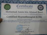 Sijil Hipnoterapi