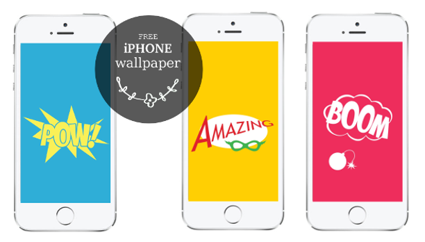 iPhone, wallpaper, comics, iPhone wallpaper, freebies
