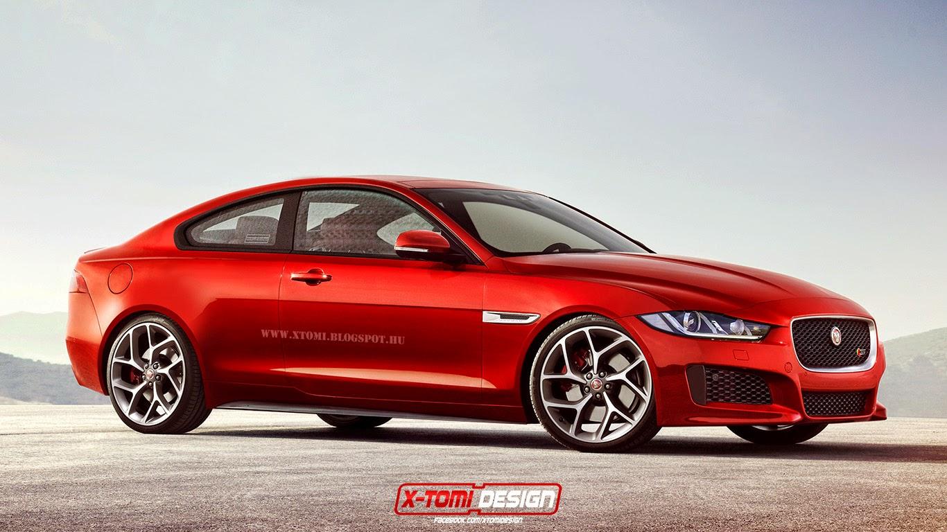XTomi Design Jaguar XE Coupe