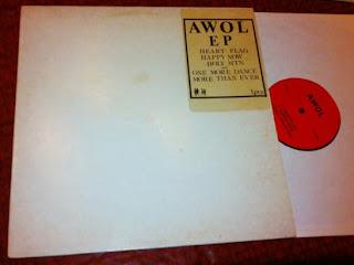 Awol - Awol EP 12\