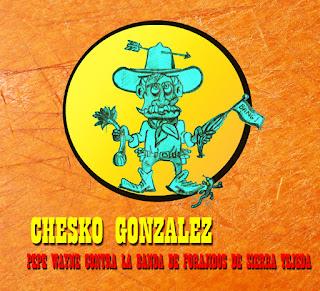 Pepe Wayne contra la banda de forajidos de Sierra Tejeda