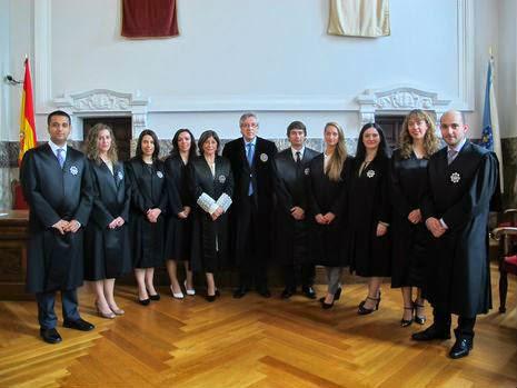 Secretarios y Secretarias xudiciais