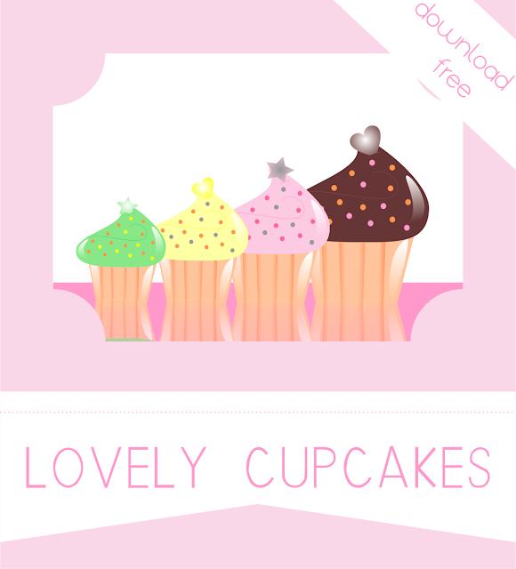 descargar gratis imagenes de cupcakes de colores