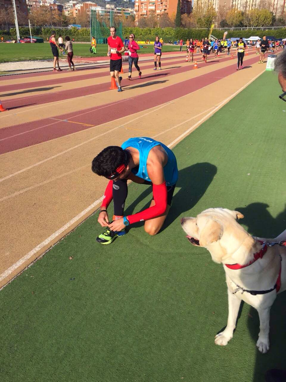 nou pitufollow can drago barcelona atletismo