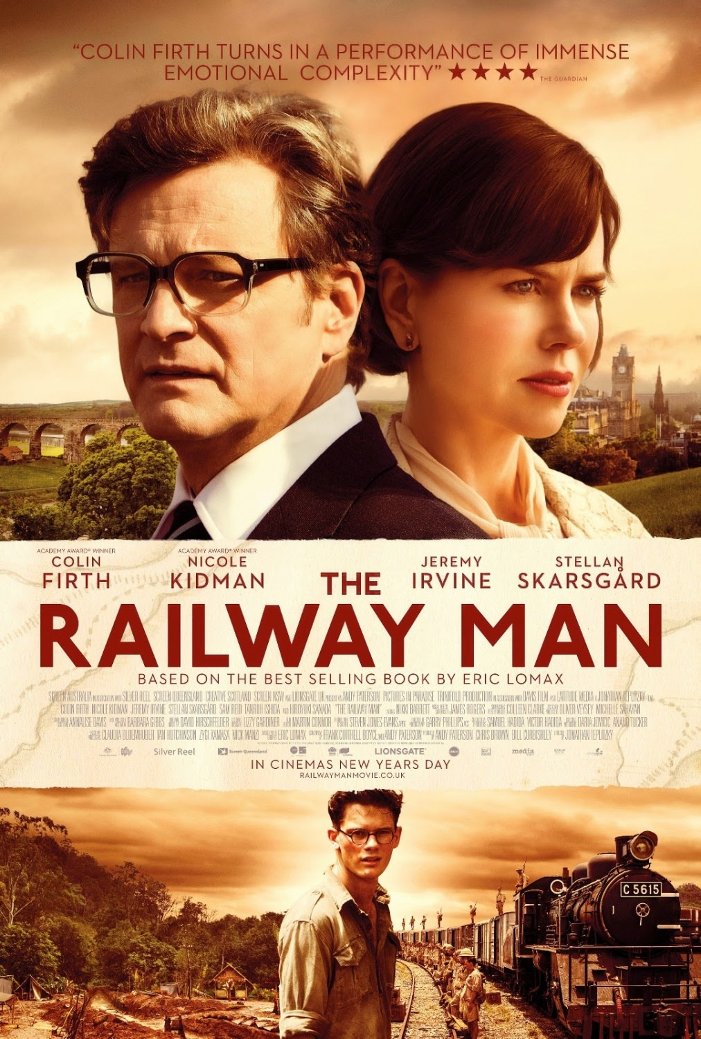 Railway Man Filmi Torrent İndir
