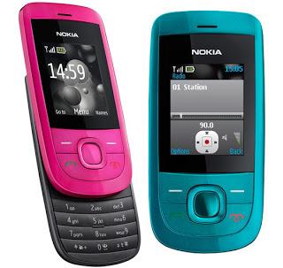 Nokia 2220 Slide —-> Harga Rp. 225.000,-