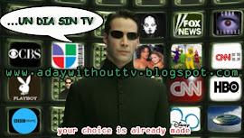 UN DIA SIN TV