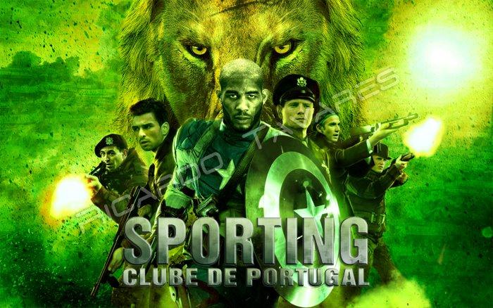 Finalmente Hoje Joga O Sporting