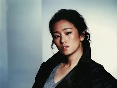 Gong Li High Definition Wallpaper