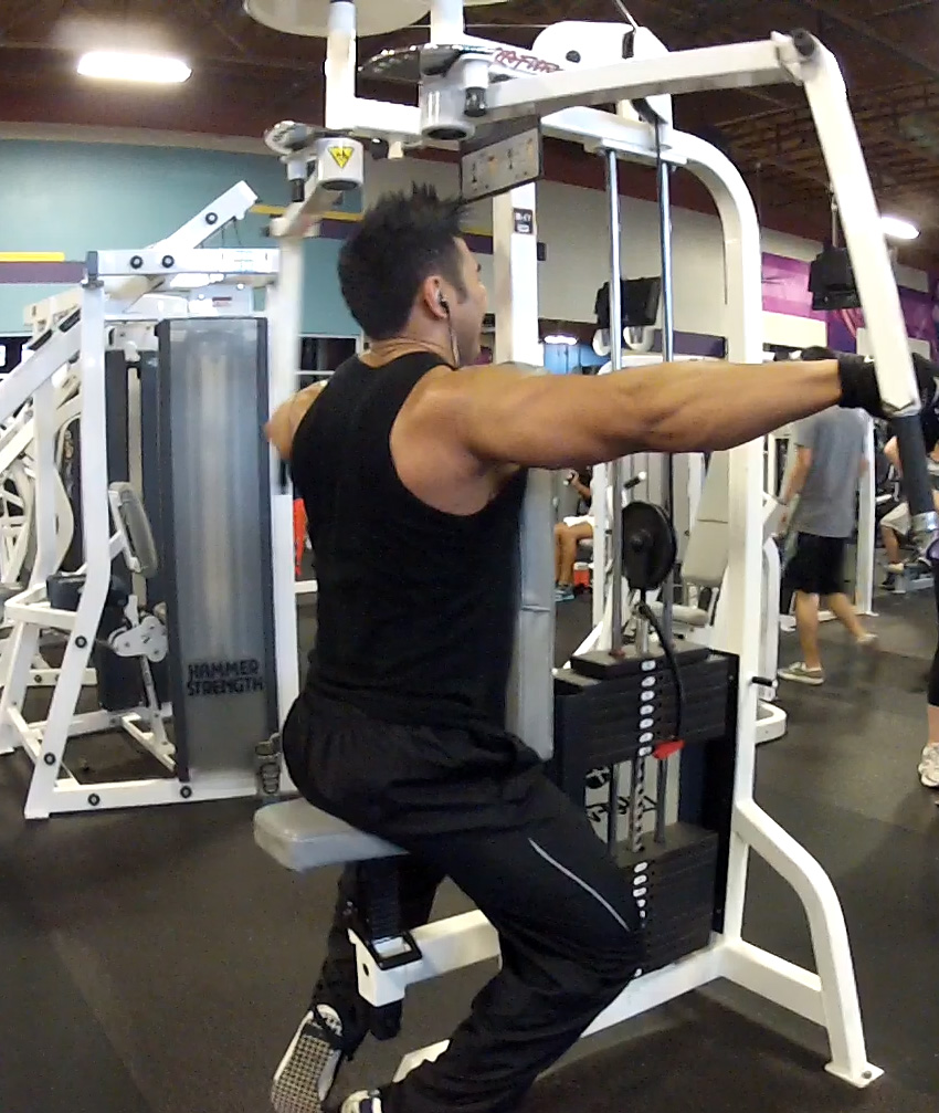 Hanhchampion Blogspot Basic Shoulder Exercises