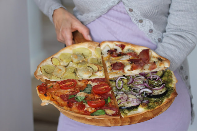 god hjemmelavet pizza