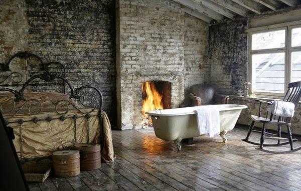 Voisiko makuuhuoneessa olla kylpyamme?
