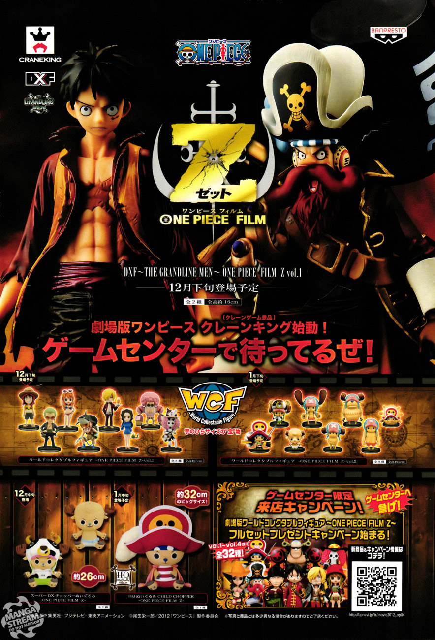 One Piece Chapter 692: Những sát thủ từ Dressrosa 022