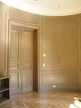 Fotos y dise os de puertas julio 2012 for Como lacar una puerta barnizada