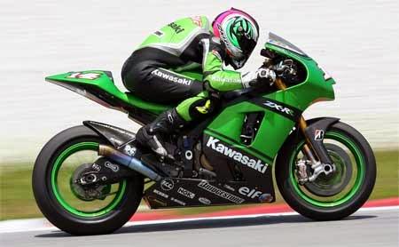 Gambar Kawasaki ZX-RR