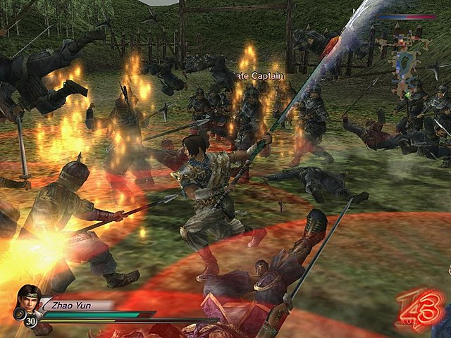 Dynasty Warriors 4 PC Games Screenshots