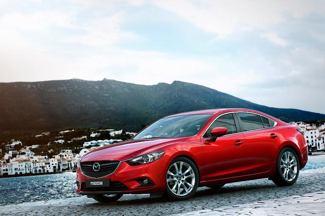 Mazda 6 - 2.5L- 2014