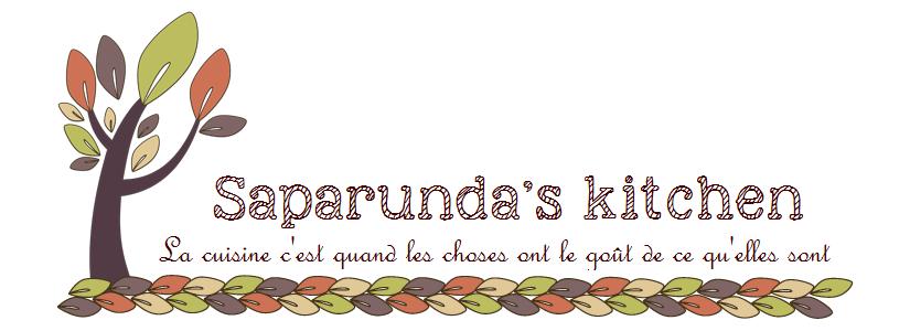 Saparunda's kitchen