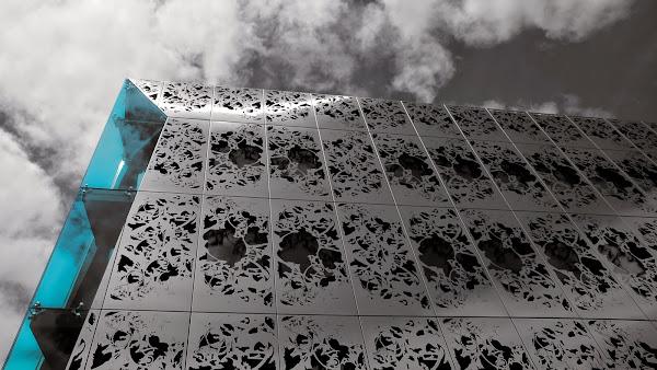 foto-foto desain gedung ukuran besar